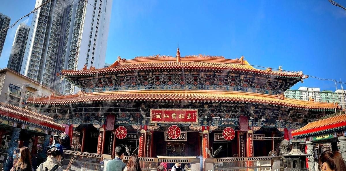 香港2021年元旦 新年