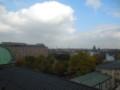 ドイツ博物館からの眺め