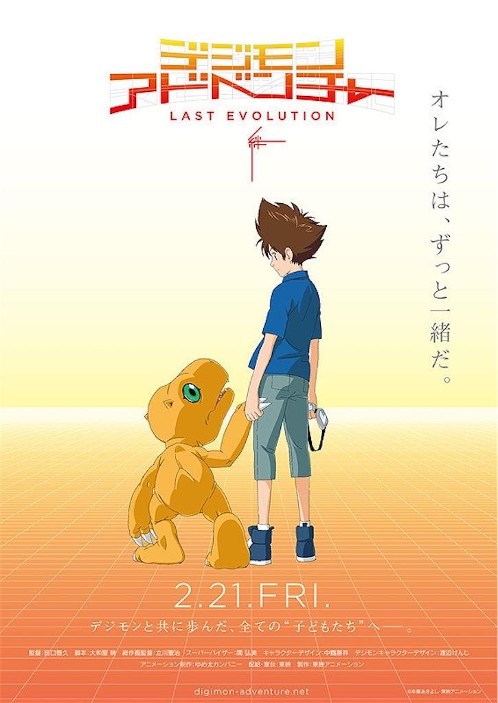 映画『デジモンアドベンチャー LAST EVOLITION 絆』ネタバレ感想&考察! 空はなぜあの選択をしたのだろうか?の画像
