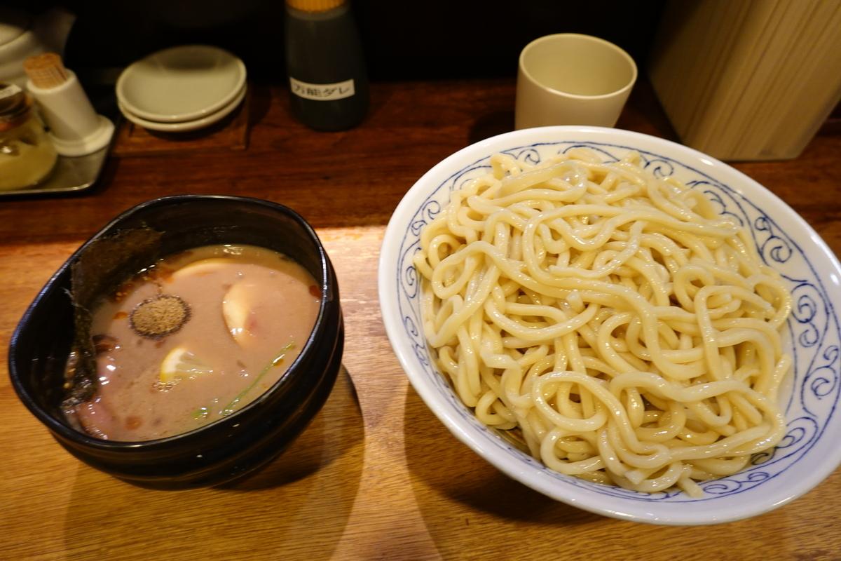 【大阪府堺東】麺座 ぎん<特製つけ麺> トリップアドバイザー