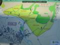 グラン・クリュの地図。