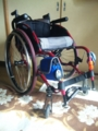 四代目車椅子 MAXPLEASURE AIRNESS