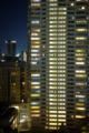 高層マンションの夜景