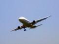 飛行機@千里川