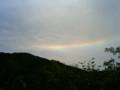 [bike]逆さ虹