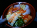 海鮮丼@唐戸市場