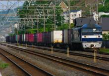 EF210 大磯 二宮 貨物列車