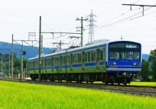 伊豆箱根鉄道 駿豆線 三島二日町 大場 3000系