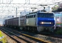 EF200 貨物列車 大磯 平塚 撮影地