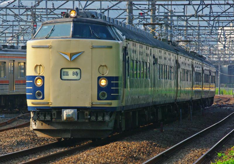 583系 武蔵野線 天理臨 府中本町