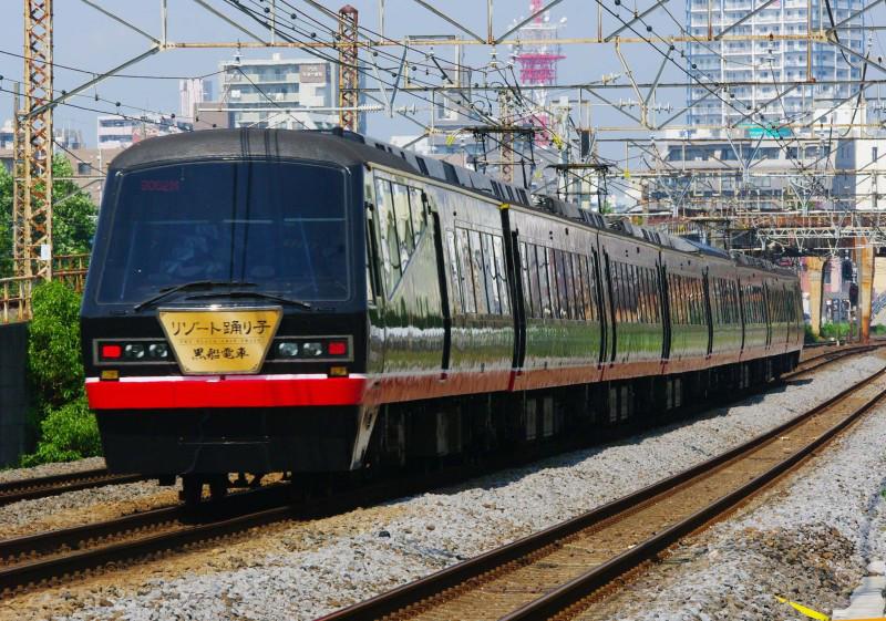 伊豆急2100系 黒船電車 平塚~大磯 東海道線