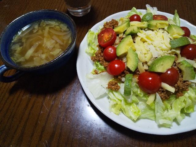 タコライス 沖縄料理 レシピ 御飯物 丼物 郷土料理 タコミート おうちごはん カフェ飯 男の料理