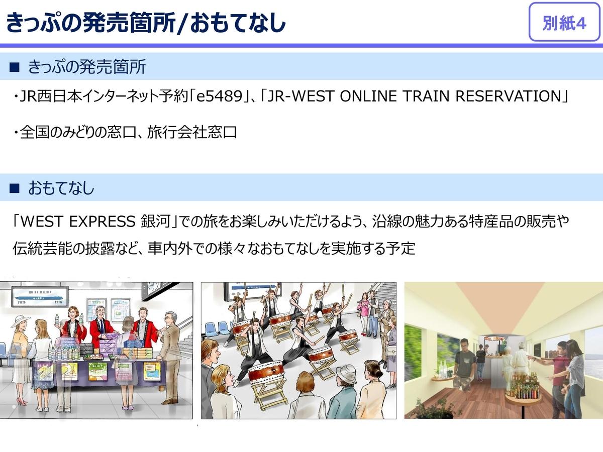 117系 JR西日本 夜行列車  【WEST EXPRESS 銀河】 京都 出雲市 下関 大阪