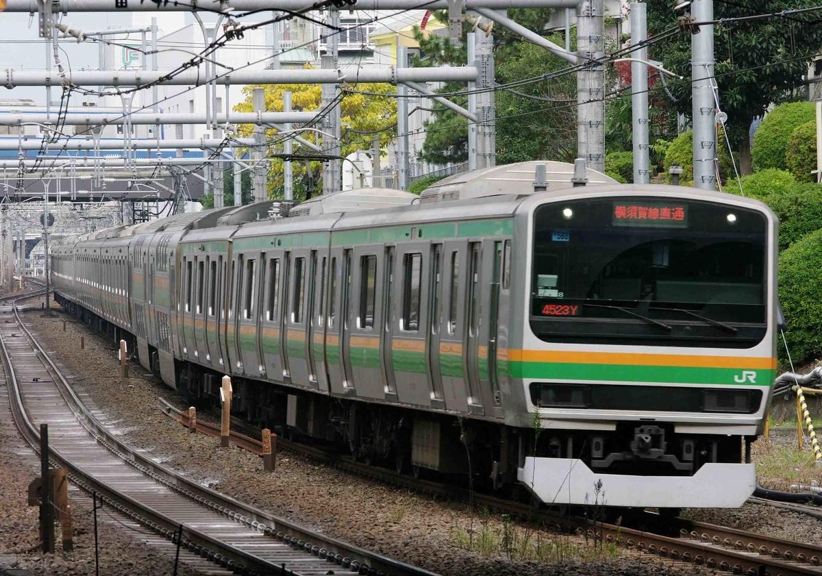 山手線 目白駅 撮影地 湘南新宿ライン 東海道線 埼京線りんかい線