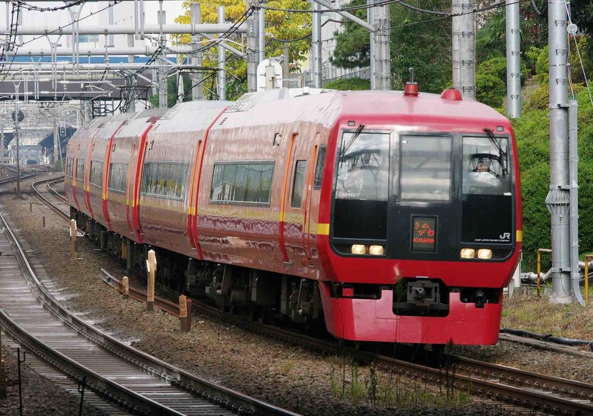 山手線 目白駅 撮影地 湘南新宿ライン 東海道線 埼京線 りんかい線 E253系1000番台
