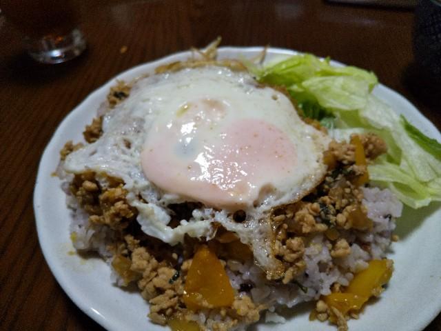 ガパオライス アップルパイ パイ生地 アジア料理 ナンプラー レシピ