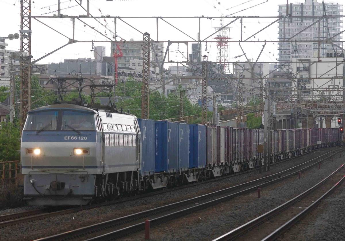 EF66-100 EH500 1097レ 2079レ 平塚 大磯 貨物列車 撮影地 東海道線