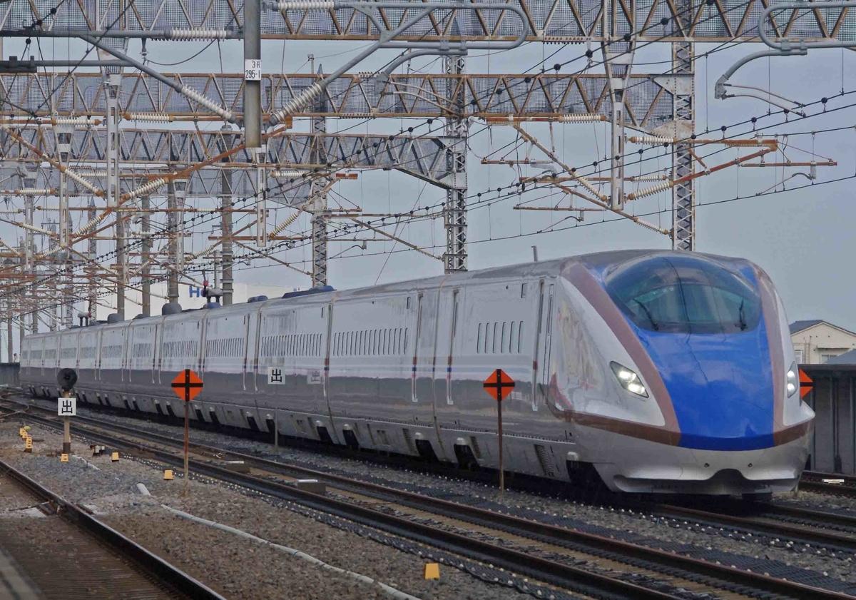 E7系 W7系 E2系 上越新幹線 北陸新幹線 熊谷駅 撮影地 とき はくたか あさま