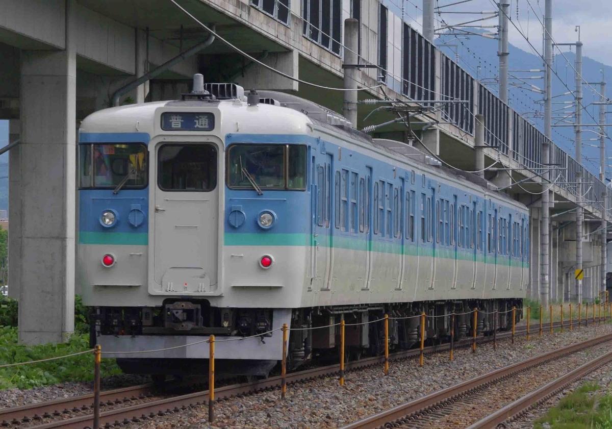 115系 しなの鉄道 今井 川中島 撮影地 篠ノ井線 信越線 E129系100番台 211系 383系 特急しなの 湘南色 長野色