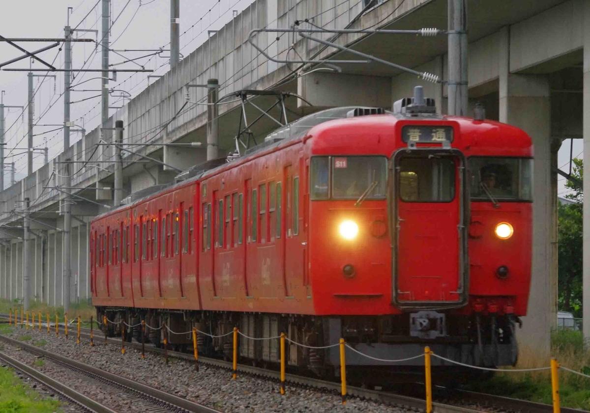 115系 台鉄自強号色 旧長野色 コカ・コーララッピング 今井 川中島 撮影地 しなの鉄道 信越線 EF64-1000 EH200 貨物列車