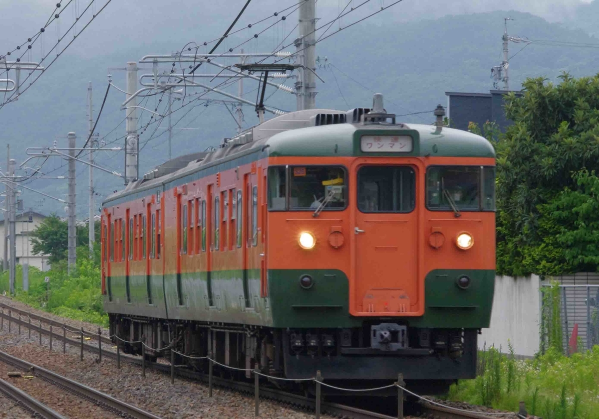 115系 S8編成 快速ろくもん 横須賀色 湘南色 383系 特急しなの号 安茂里 川中島 撮影地 しなの鉄道 信越線 究極の583系&E653系