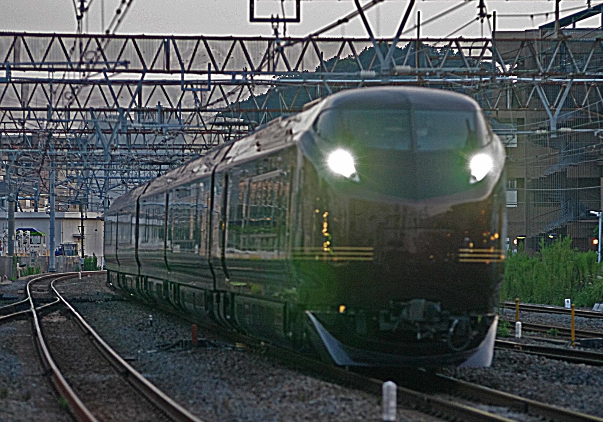 E655系 ゴキブリ 東京 伊豆急下田 東海道線 大船駅 撮影地
