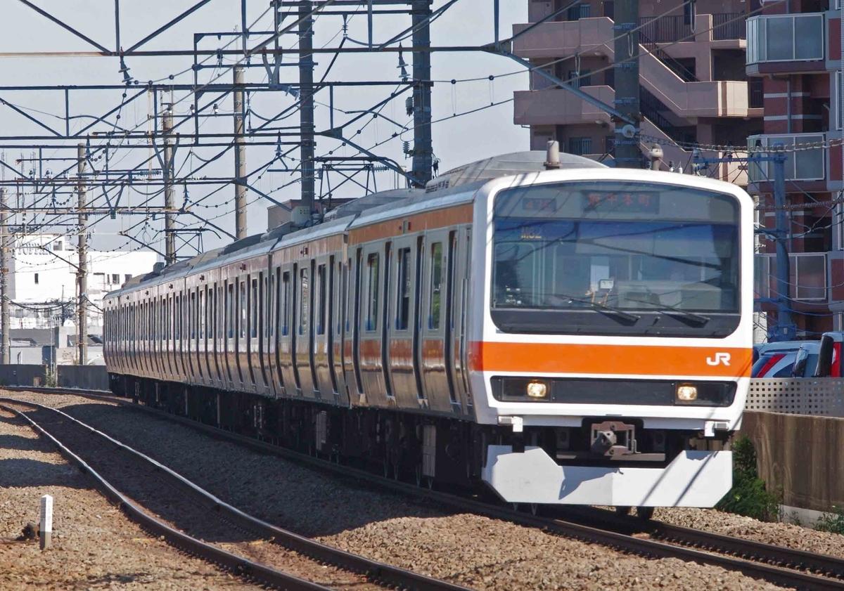 209系500番台 E231系0番台 205系5000番台 武蔵野線 撮影地 新座駅