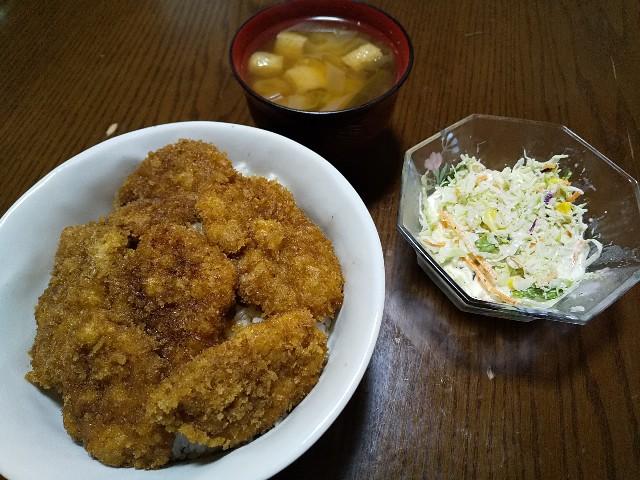 タレカツ丼 男の料理 おうちごはん 新潟の郷土料理 レシピ