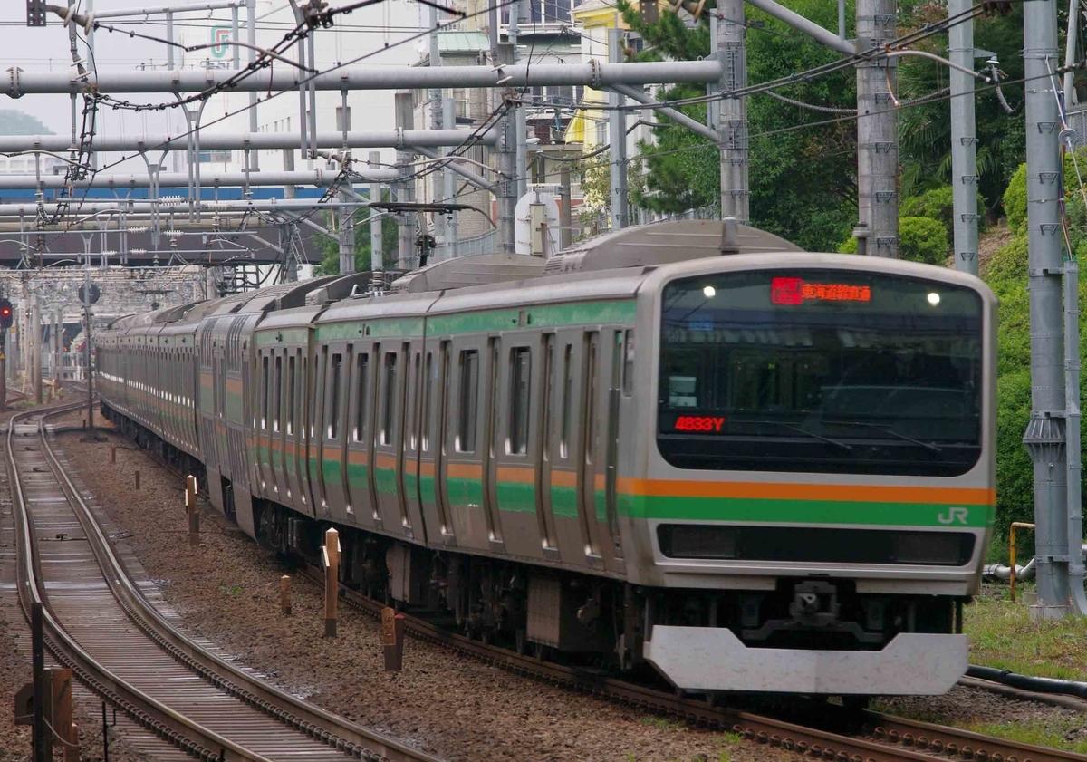 E233系7000番台 目白駅 池袋 新宿 山手線 埼京線 湘南新宿ライン 撮影地 E233系 E231系
