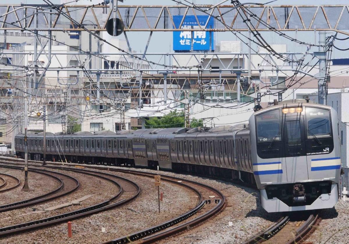 横須賀線 新型車両 置き換え E235系1000番台 E217系 2020年12月21日運転開始
