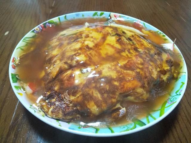 天津丼 中華料理 おうちごはん 男の料理 レシピ かに玉