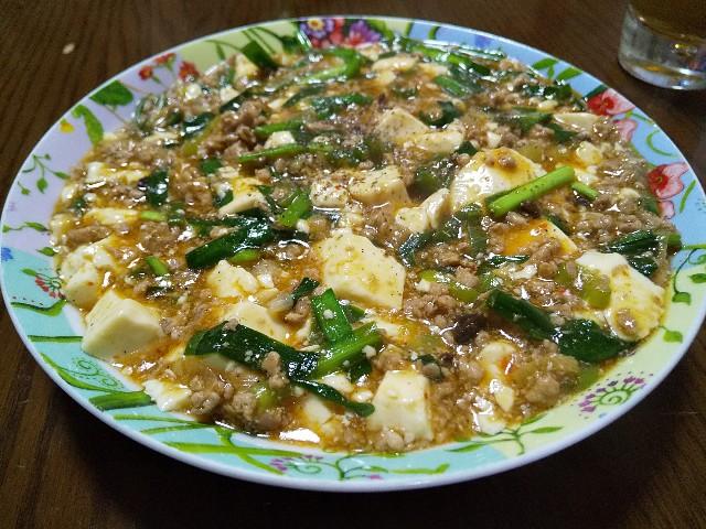 麻婆豆腐 中華風サラダ 手作りドレッシング レシピ おうちごはん 男の料理