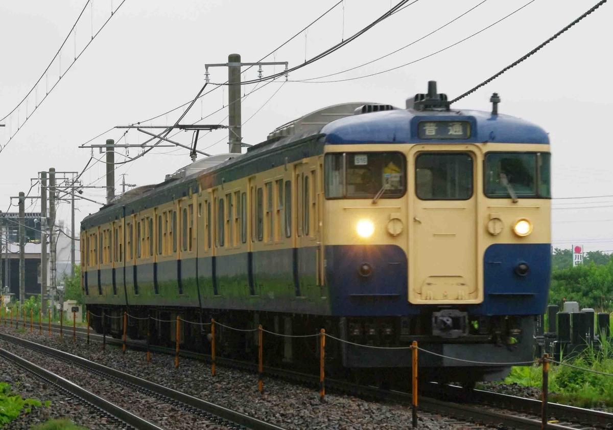 115系 しなの鉄道 スカ色 S16編成 S26編成 7月末引退 横須賀色 山スカ