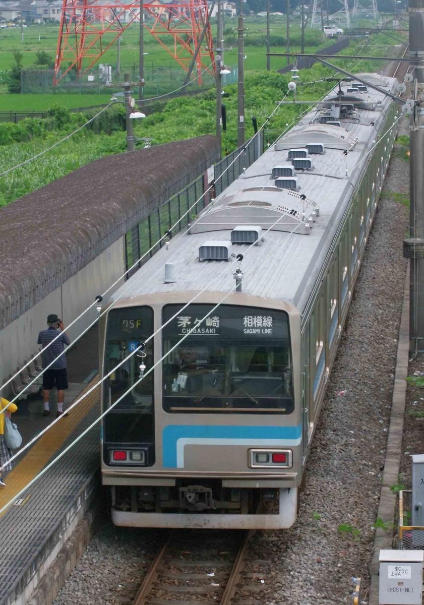 205系500番台 E131系500番台 世代交代 入谷 海老名 厚木 撮影地 相模線 茅ヶ崎 橋本 八王子