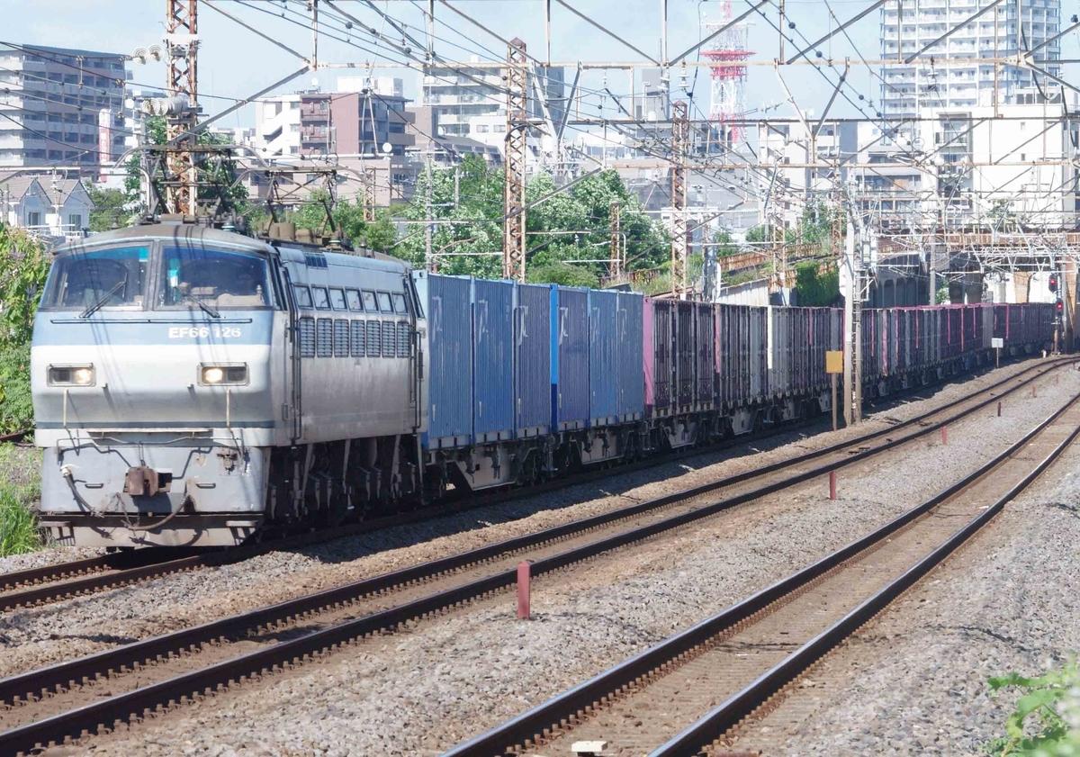 EF66-100 EH500 平塚 大磯 撮影地 貨物列車 東海道線