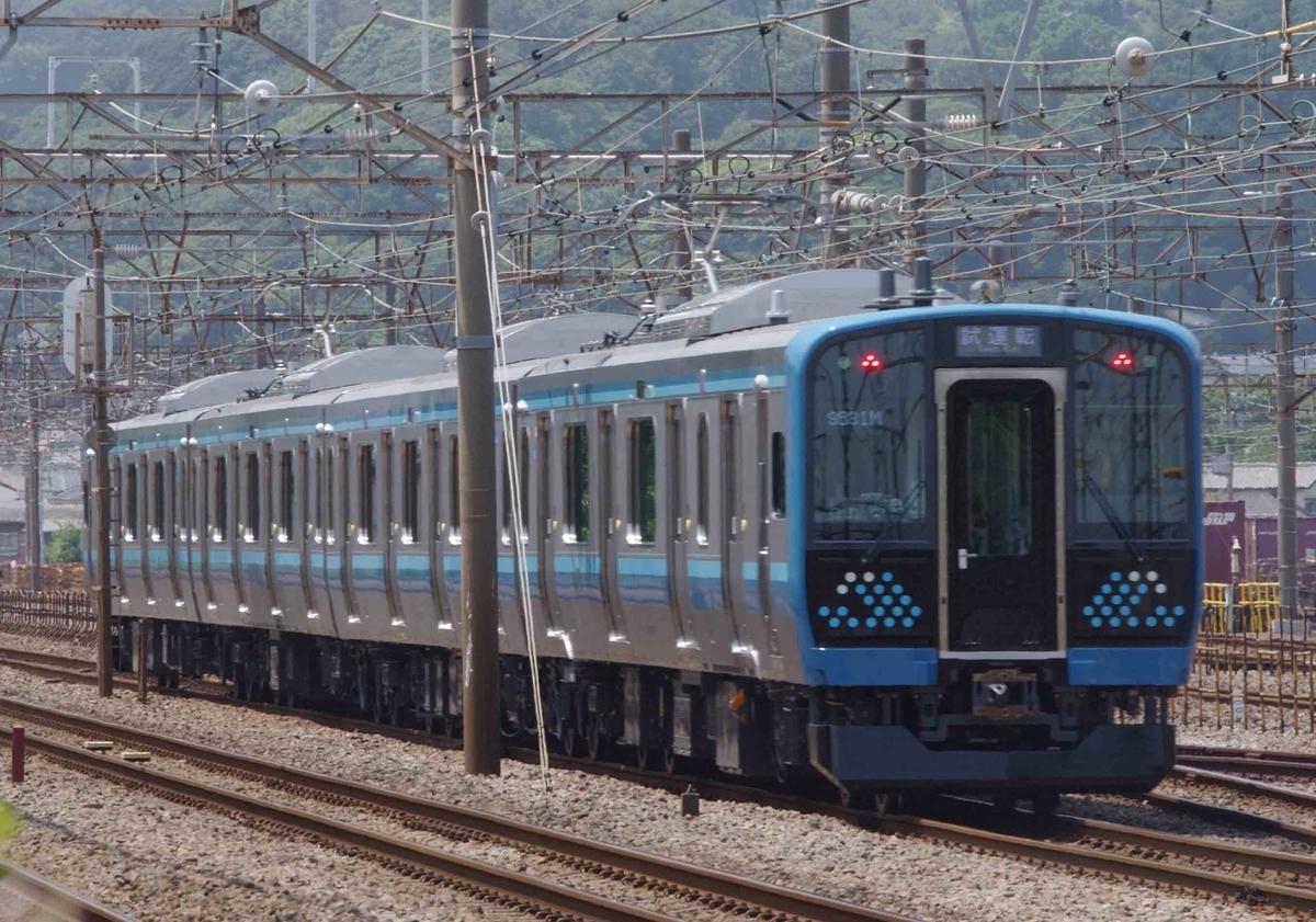 E131系500番台 相模線 相模線新型車両 茅ヶ崎 橋本 試運転 東海道線 平塚 大磯 二宮 撮影地 205系500番台