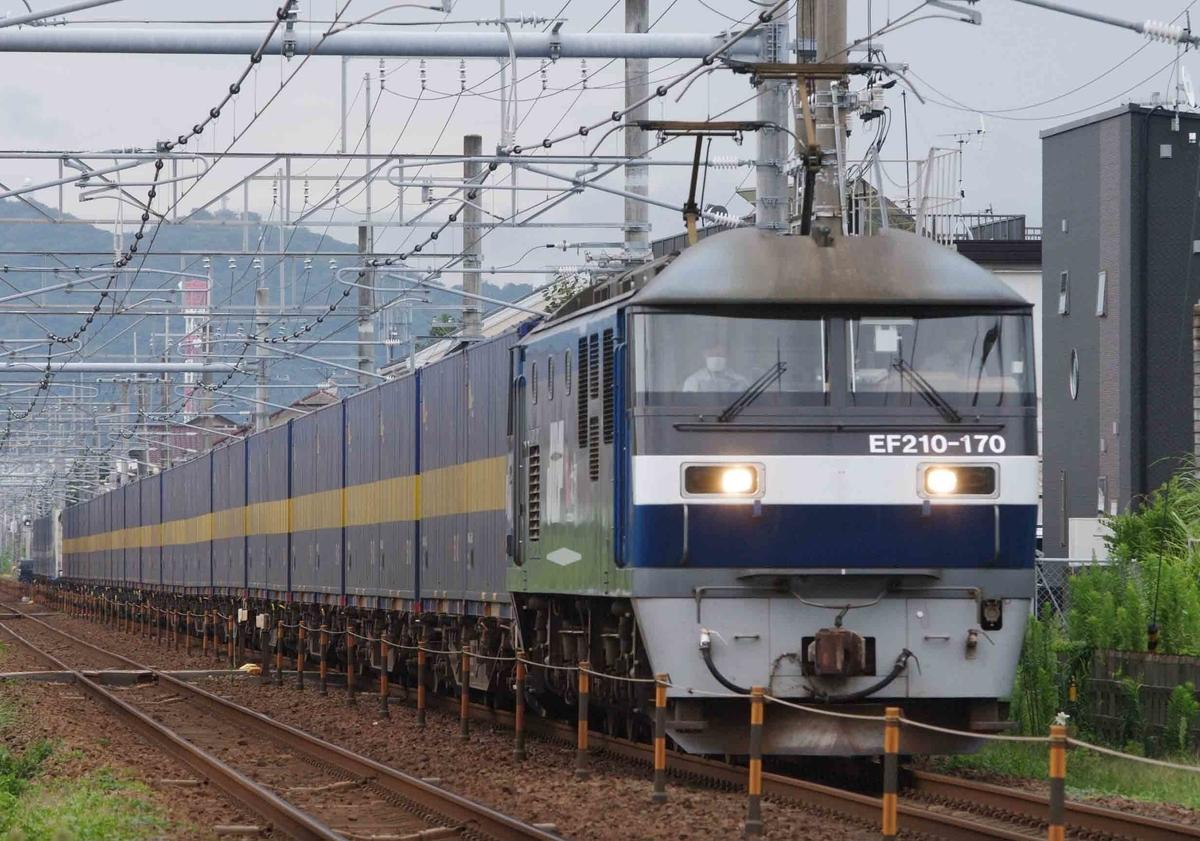 EF66-27 ゼロロク 27号機 片浜 沼津 東海道線 撮影地 3075ㇾ 貨物列車 カンガルーライナーSS60 福山レールエクスプレス 211系 313系