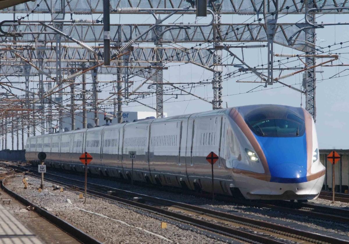 E4系 MAX 上越新幹線 引退 さようなら 熊谷駅 撮影地 E2系 E7系 W7系 北陸新幹線