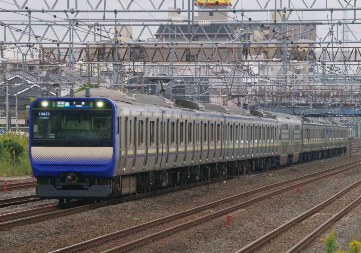 E217系 廃車回送 長野車セ EF64-1000 東海道線 横須賀線 撮影地 戸塚カーブ 戸塚 大船