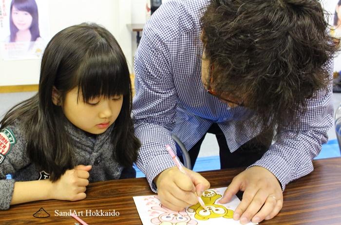 親子で楽しむサンドアート&カラーサンドアート教室