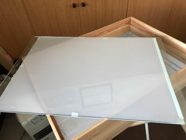 サンドアートテーブル