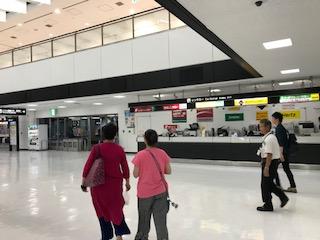 成田空港第二ビルでレンタカーを借りる方法
