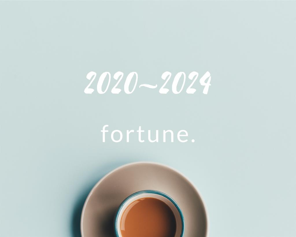 2020 四柱 年 推命