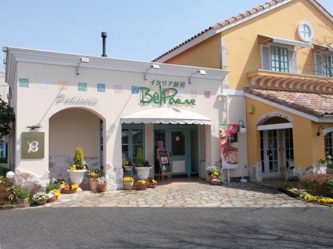 イタリア厨房 ベルパエーゼ 春日部店外観