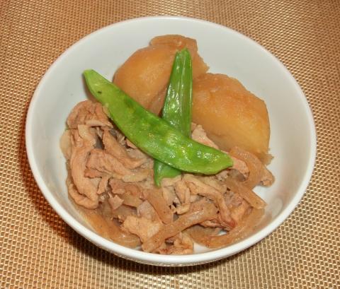 東急東横線元住吉駅近くにあるレストランOH・MI・MAMAオーミママの肉じゃが