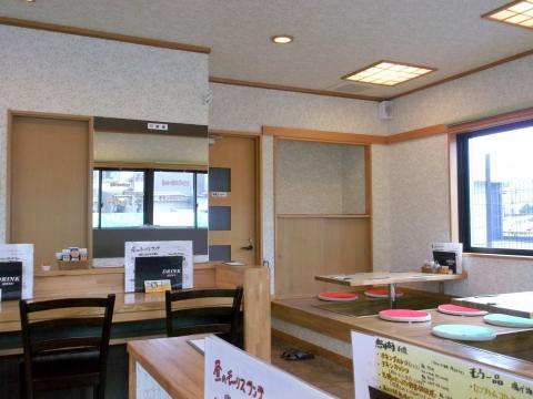 つくばエクスプレス六町駅を最寄駅とする東京都足立区南花畑2丁目にある洋食店はりきりモーリスの外観