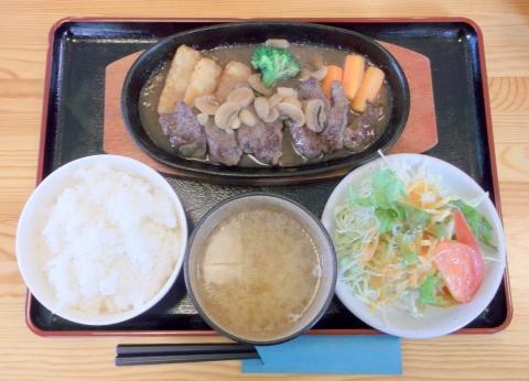 つくばエクスプレス六町駅を最寄駅とする東京都足立区南花畑2丁目にある洋食店はりきりモーリスのCランチ