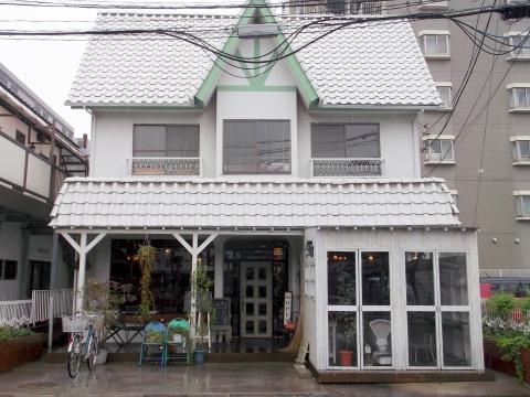 健康ごはんのお店naturalcafeKIKIの外観