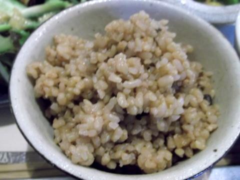 健康ごはんのお店naturalcafeKIKIの酵素玄米