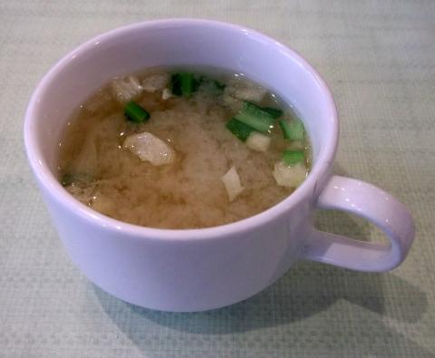 すとろべりーふぁーむのスープ